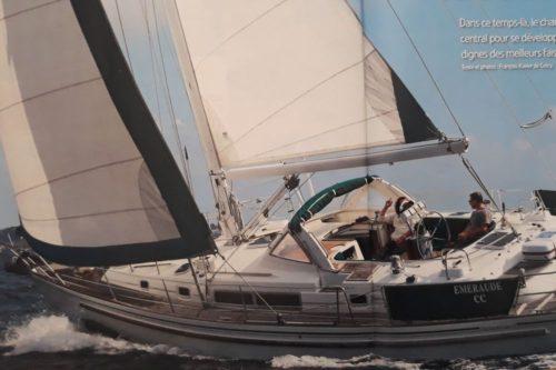 Oceanis 44 cc