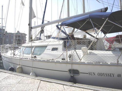 Sun Odyssey 40 Ds B